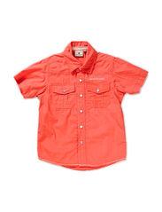 Coral Elton Shirt - CORAL