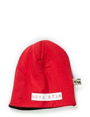 W-Beanie Fox - RED