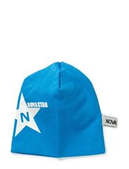 Star Beanie Wave - LIGHT BLUE