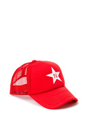 Trucker Cap Urban - RED/BLUE/WHITE