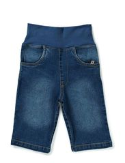 Denim Shorts Slim - BLUE