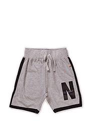 Cosy shorts Melange - Grey