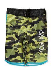 Boardshorts Camouflage - GREEN/CAMO