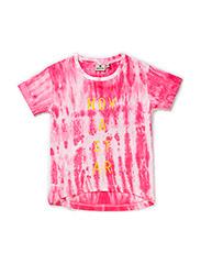 Top Batik Pink - Pink
