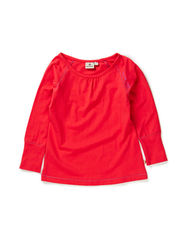Top Girlie Lava - RED