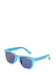 Light Blue Oil Sunglasses UV 400 - LIGHT BLUE
