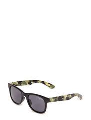 Camo Sunglasses UV 400 - BLACK/CAMO
