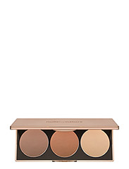 COUNTOURING & HIGHLIGHTING TRIO CONTOUR PALETTE - MATTE