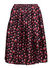 Flippa Skirt - BITTERSWEET