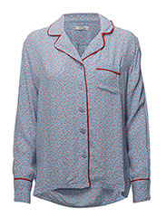 Anais Shirt - POWDER BLUE