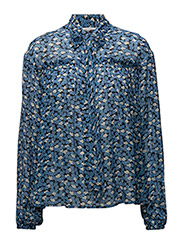 Lilja Blouse - STRONG BLUE