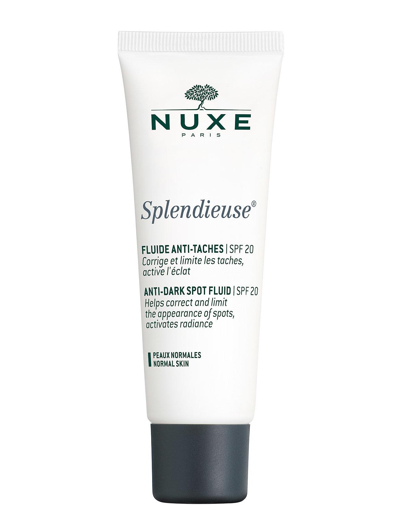 nuxe Splendieuse fluid spf 20 fra boozt.com dk