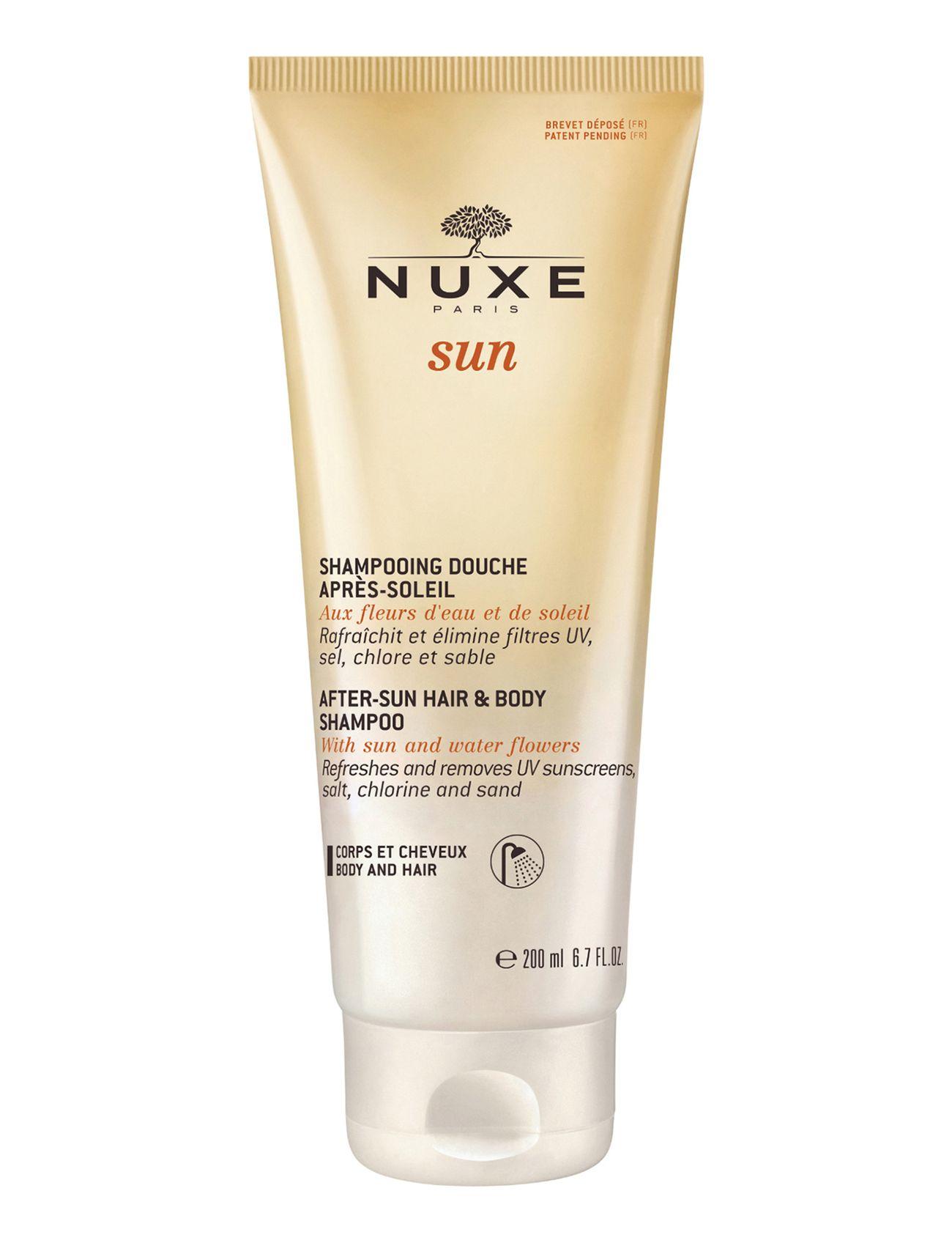 nuxe – Nuxe sun after-sun hair & body shampoo fra boozt.com dk