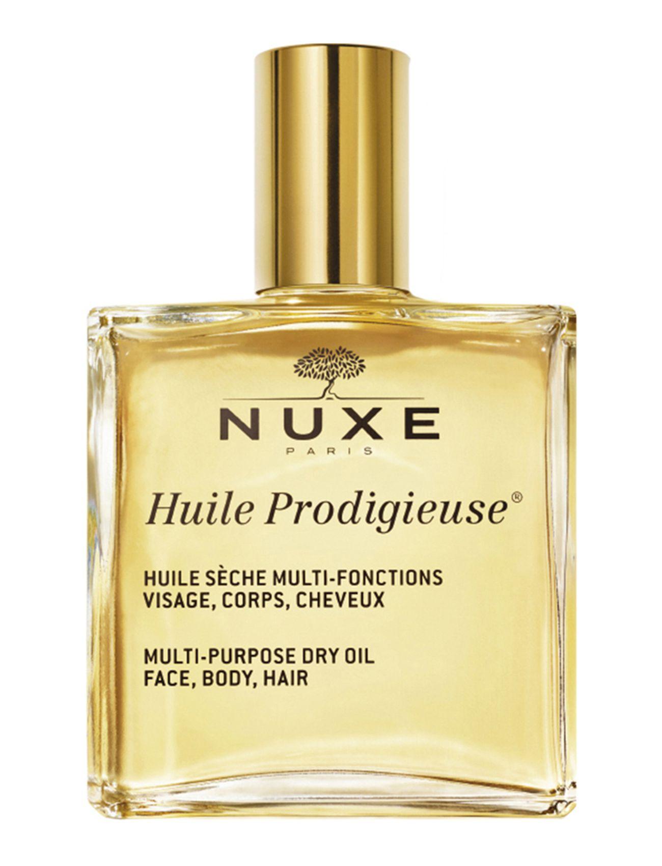 nuxe Huile prodigieuse dry oil 100 ml på boozt.com dk