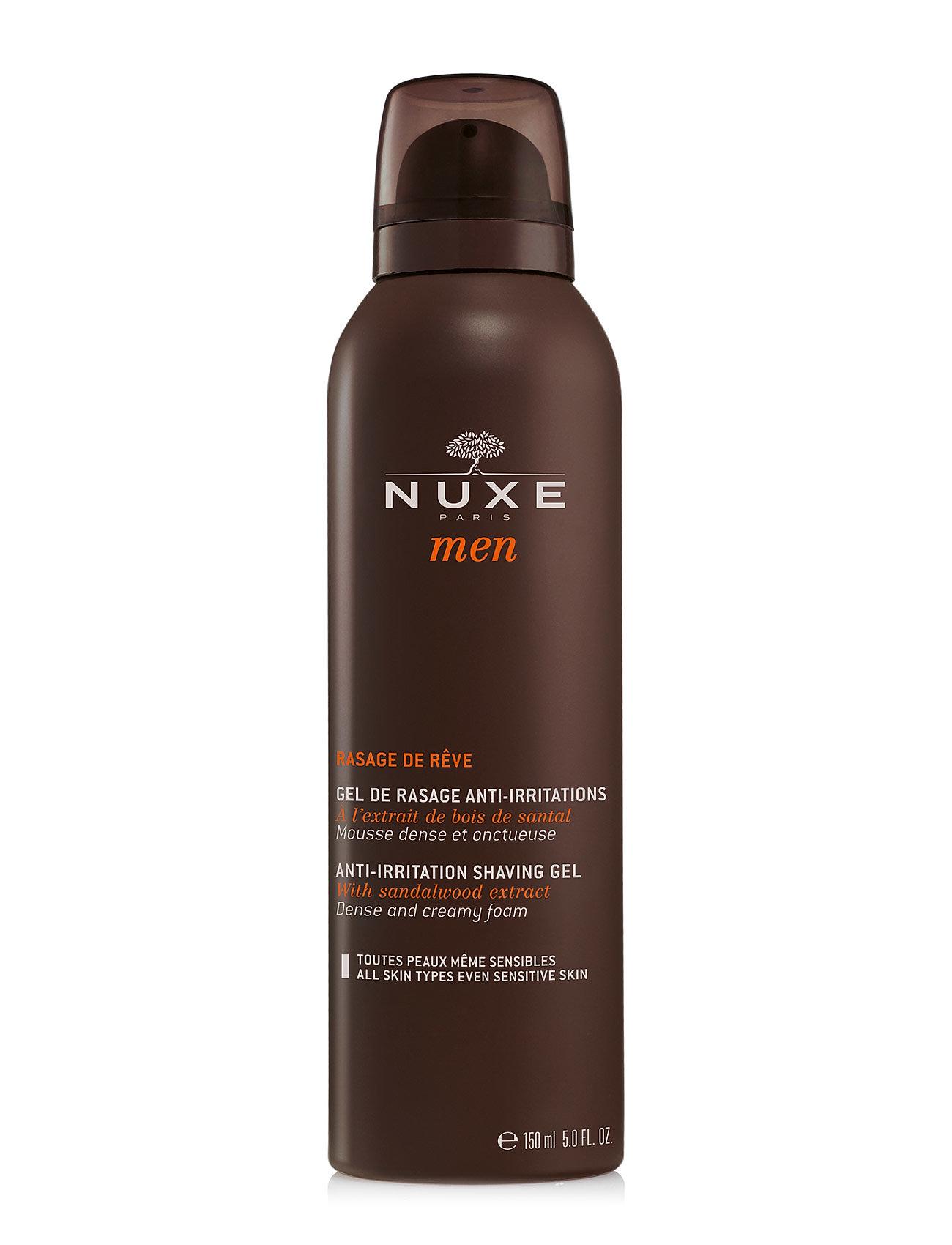 nuxe Nuxe men shaving gel på boozt.com dk