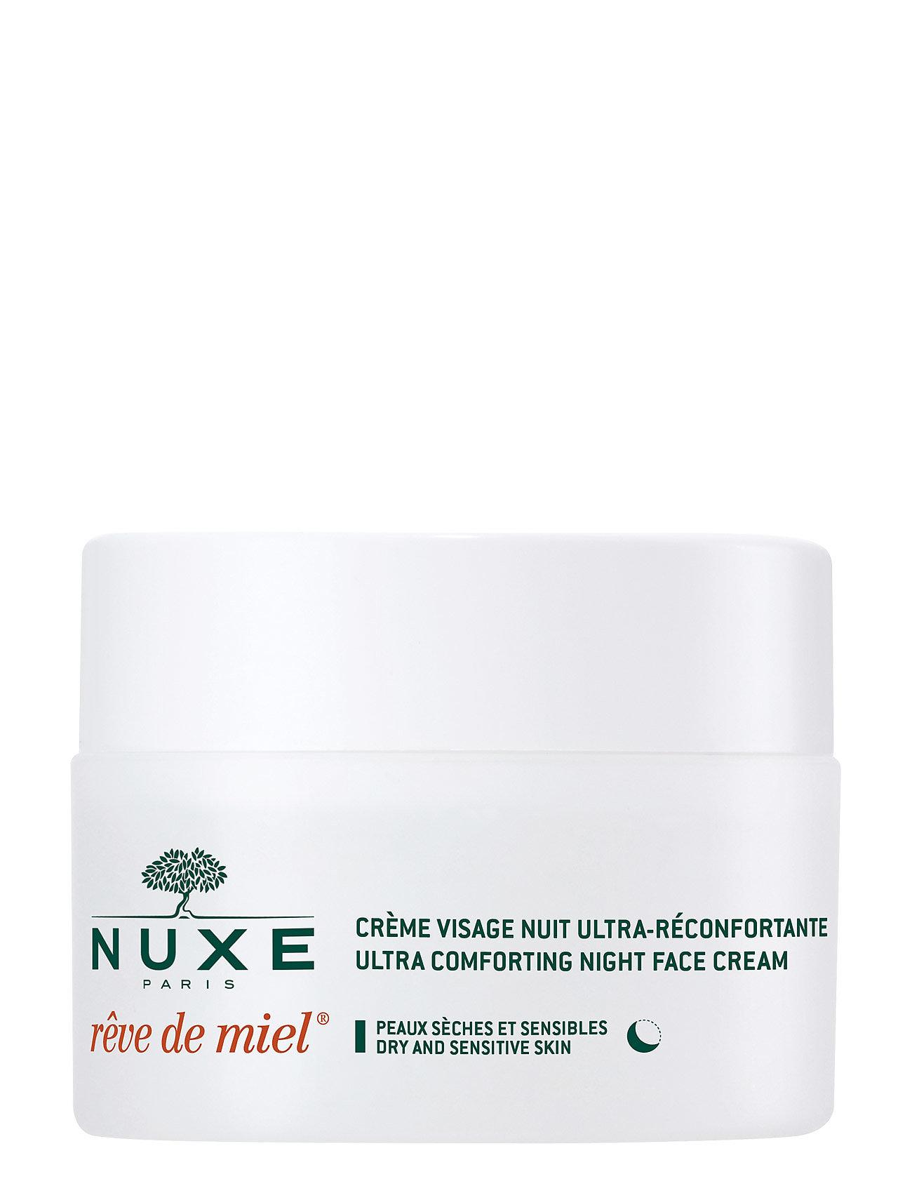 nuxe – Ultra comforting night face cream rãªve de miel på boozt.com dk