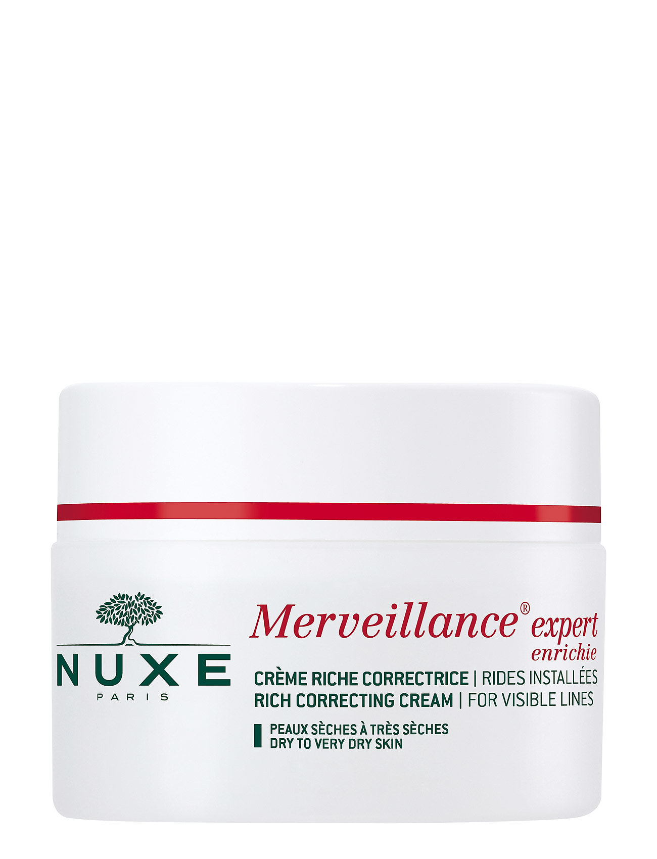 Merveillance expert enriche day cream fra nuxe på boozt.com dk
