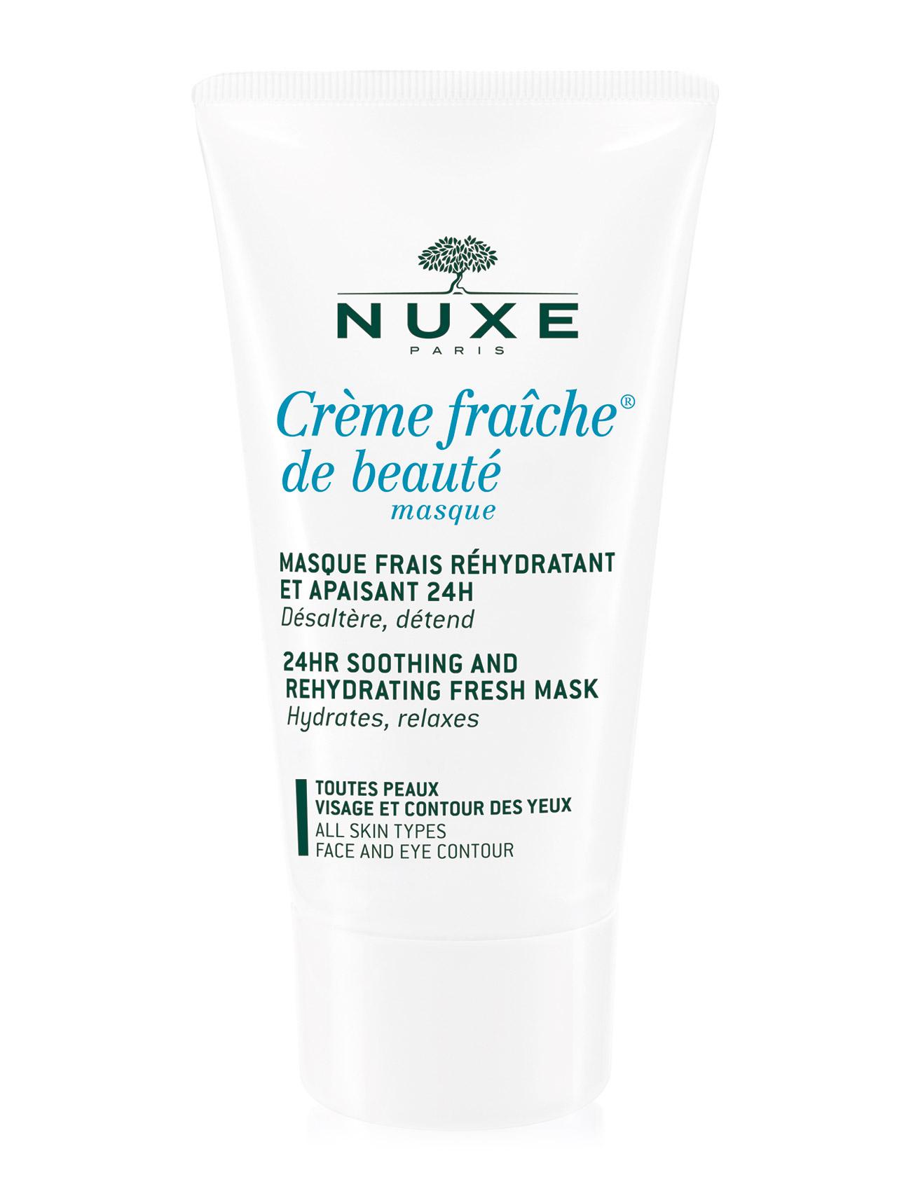 nuxe – Masque crãˆme fraãŽcheâ® de beaut㉠fra boozt.com dk