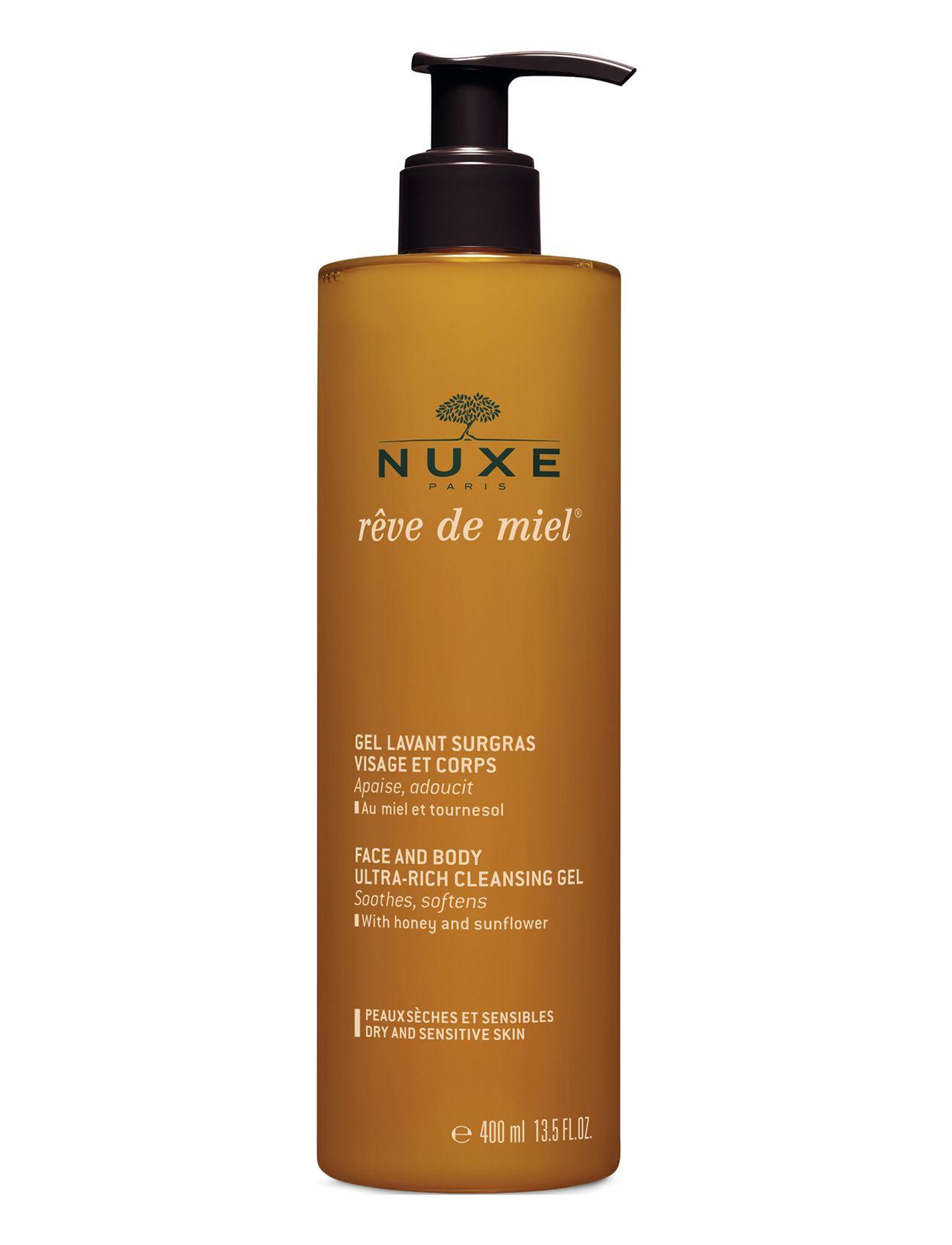 nuxe – Gel lavant visage et corps på boozt.com dk