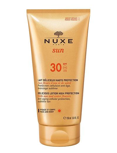 Delicious face & body creme SPF30 - CLEAR