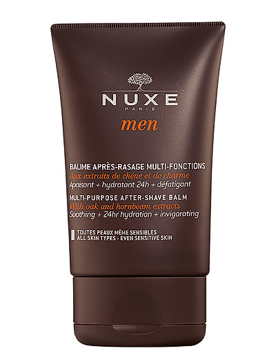NUXE MEN AFTER-SHAVE BALM - CLEAR