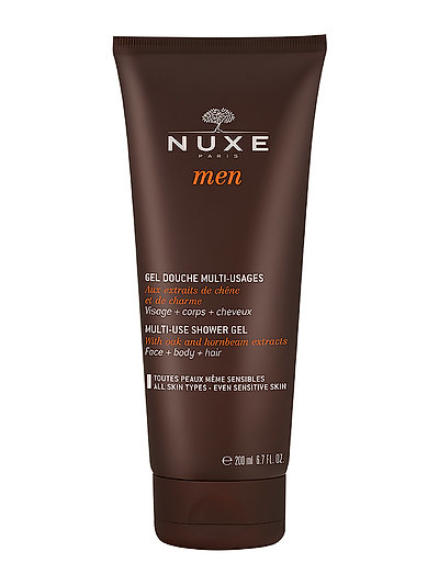 NUXE MEN SHOWER GEL - CLEAR