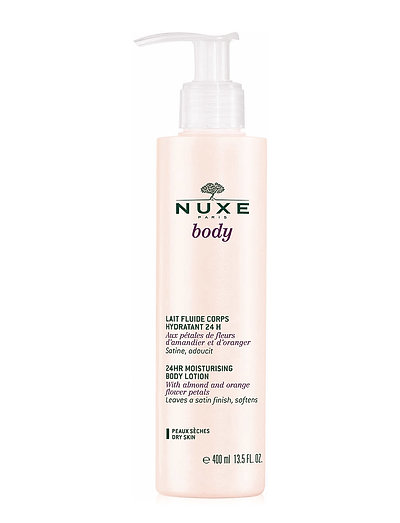 MOISTURIZING BODY LOTION 24H - CLEAR