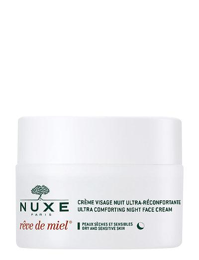 Ultra Comforting Night Face Cream Rêve de Miel - CLEAR