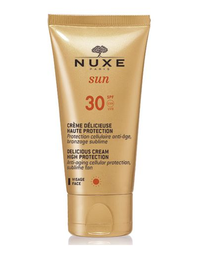 DELICIOUS CREAM FOR FACE SPF30 - CLEAR