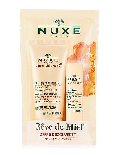 Nuxe Reve de Miel Hand creme 30 ml & Deo stick - CLEAR