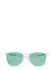 FROGSKINS - POLISHED CLEAR/JADE IRIDIUM