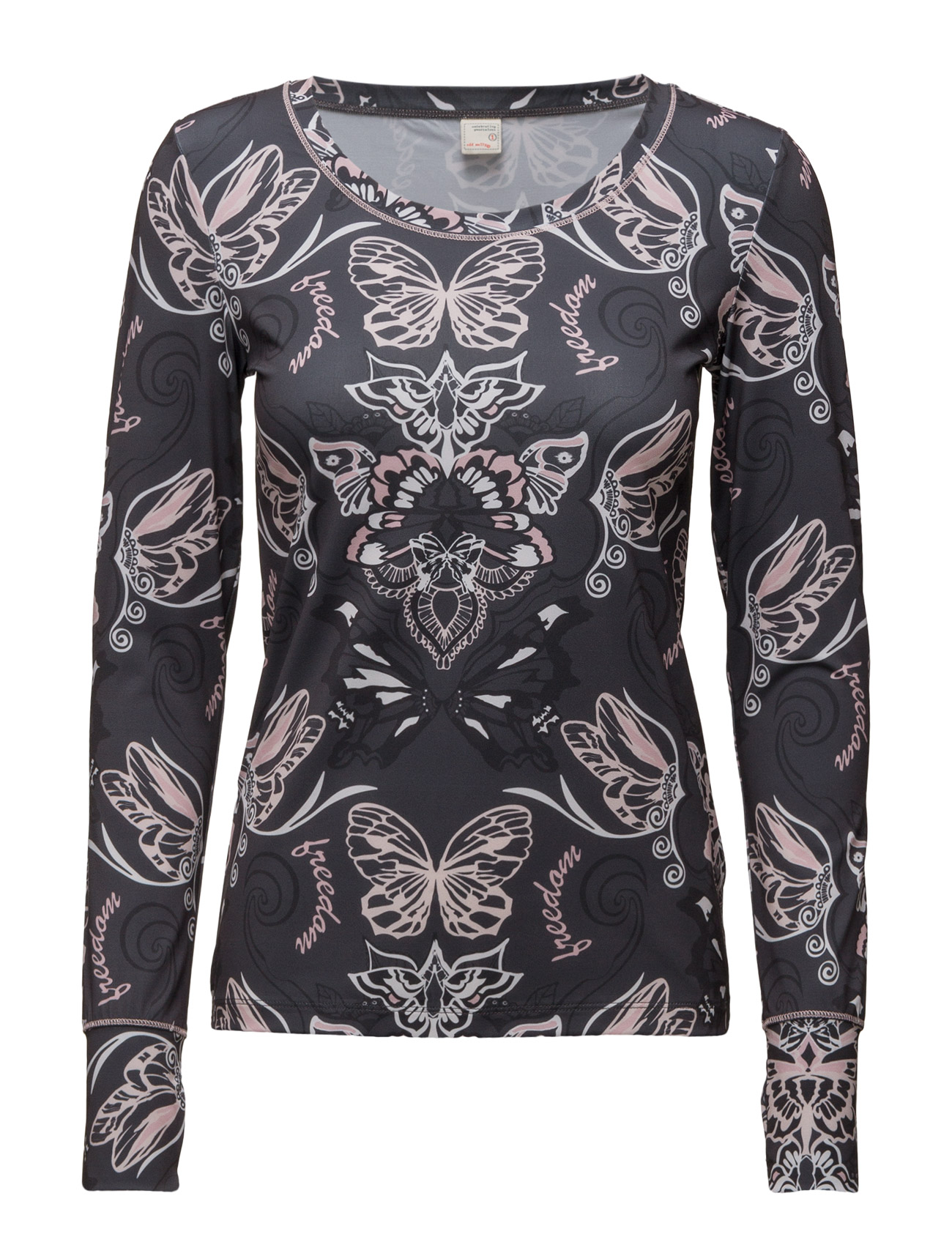 odd molly active wear Upbeat l/s top fra boozt.com dk