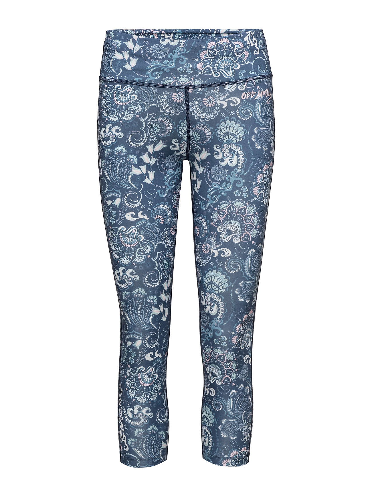 odd molly active wear – 3/4 capri shakedown leggings på boozt.com dk
