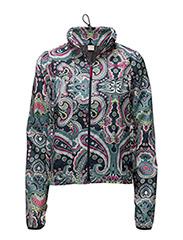 upbeat jacket - MISTY TURQUOISE