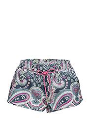 upbeat shorts - MISTY TURQUOISE