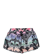 upbeat shorts - RAINBOW MULTI