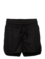 actilove solid shorts - ALMOST BLACK