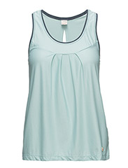 sweat it solid tank top - VINTAGE TURQUOISE SOLID