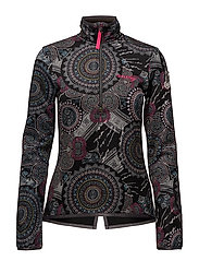 ODD MOLLY ACTIVE WEAR - Storm Mid Layer Sweater
