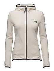 storm mid layer jacket - LIGHT PORCELAIN