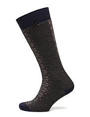 ODD MOLLY ACTIVE WEAR - Deep Snow Sock