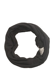 love base layer neck scarf - BLACK