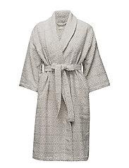 cozy bathrobe - GREY