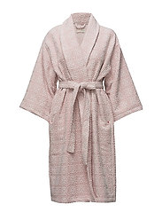cozy bathrobe - SOFT PINK