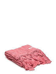 cozy throw - DESERT ROSE