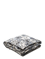 cloudy single duvet cover - BLUE