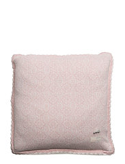 lovely knit cushion cover - MILKY PINK