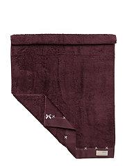 sunday morning bath towel - GRAPE