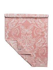 daybreak butterfly guest towel - SOFT PINK