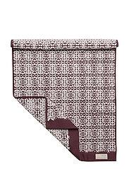 my own bath rug - GRAPE
